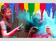 Odisha Parba Parbani Happy Holi Animated Odia Wallpaper