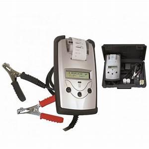 Testeur De Batterie Professionnel : testeur de batterie avec imprimante alpa accessoires accessoires loisirs et plein air ~ Melissatoandfro.com Idées de Décoration