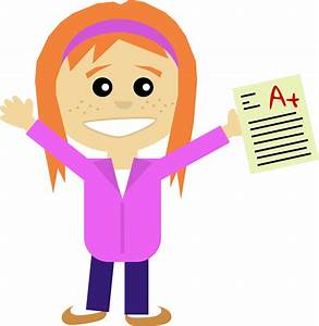 Students Happy At School Clipart - The Cliparts