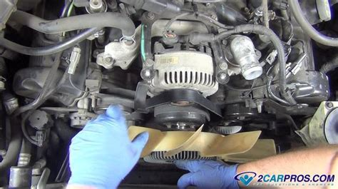 how to remove fan clutch without tool how to remove a fan clutch in under 15 minutes