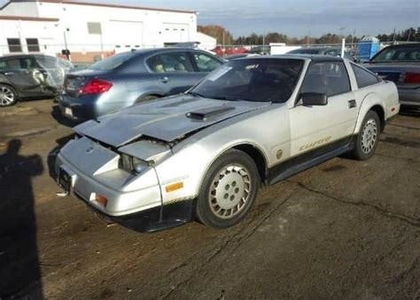 Datsun 300zx For Sale by 1984 Datsun Nissan 50th Anniversary 300zx For Sale