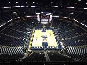 Fedex Forum Section 232 Row H Seat 1 Memphis