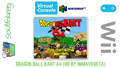 The sims 4 the sims 4. Dragon Ball Kart 64 homebrew by ImmaVegeta (Nintendo 64) -- Wii VC iNJECT by saulfabreg - YouTube