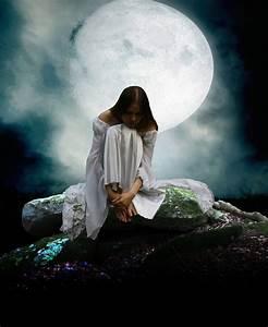 Full Moon Magic by MileyMoon on DeviantArt