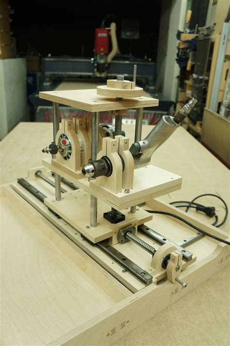 woodworking multi router horizontal router  drill