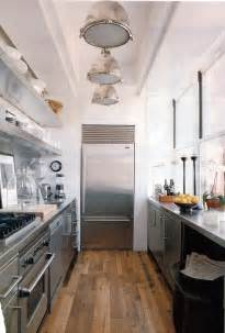 galley kitchen lighting ideas industrial chic galley kitchen genre industrial galley kitchens nautical and