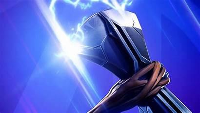Fortnite Stormbreaker Avengers Endgame Event Thor Lightning