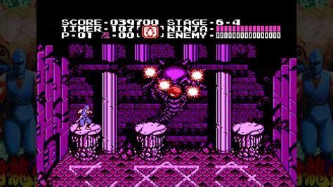 Ninja Gaiden Nes The Masked Devil Boss Fight Youtube