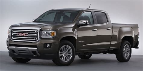 gmc canyon  compact truck