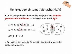 Ggt Und Kgv Berechnen : teiler teilbarkeit primzahlen ggt kgv powerpoint ~ Themetempest.com Abrechnung