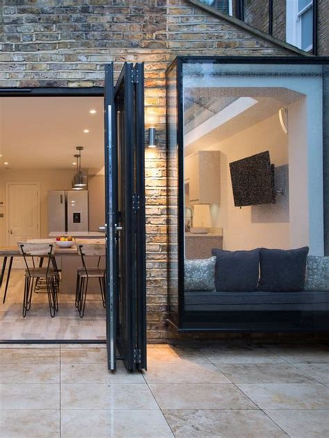small glass box extension design homemydesign