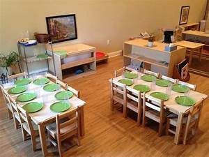 Montessori Toddler Classroom, Table Setting.. Palencia ...
