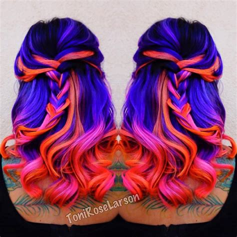 Different Types Hair Dye by Awesome Colors By Colordollz California Usa The