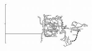 Toyota Camry Battery Cable  Wire  Engine  No 2