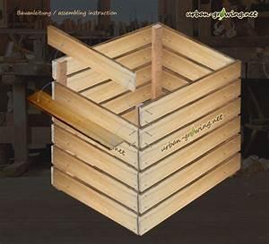 Komposter Holz Selber Bauen : komposter bauen komposter selbst bauen komposter selber ~ Articles-book.com Haus und Dekorationen