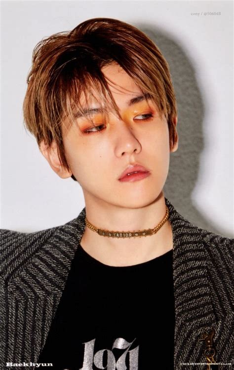10+ Of EXO Baekhyun's Most Dazzling Makeup Looks That Took ...