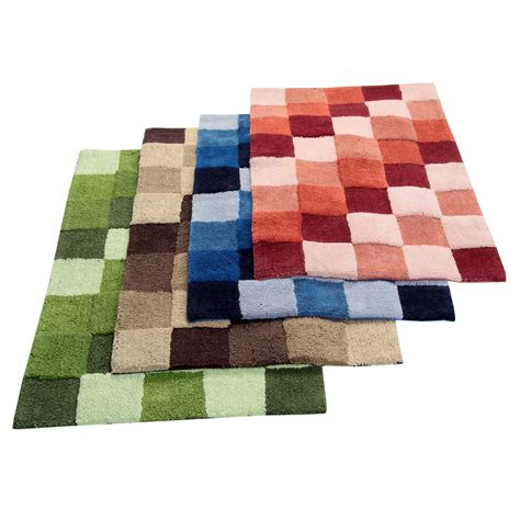 trends tiles bath rug reviews wayfair
