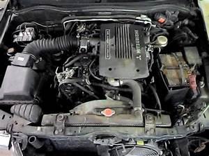 2000 Mitsubishi Montero Sport Engine Motor 3 5l Vin R