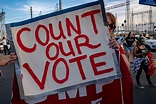 How Many Votes Left to Count in Pennsylvania? Allegheny ...