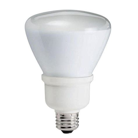 philips 75w equivalent soft white r30 flood cfl light bulb