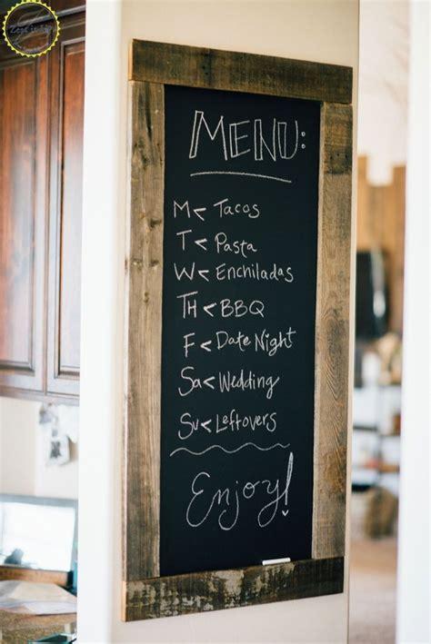 kitchen chalkboard menu chalkboard paint kitchen
