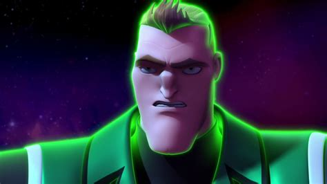 The World's Finest  Green Lantern The Animated Series