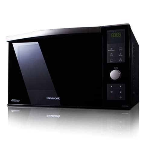 Panasonic Double Heater Inverter Grill Microwave Oven 23L