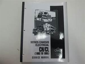 1996 Mack Ch613 Wiring Diagram