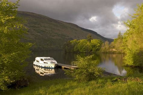 Loch Ness Canal Boat Hire by Canal Guide Caledonian Canal Canal Boat