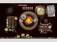 Steampunk desktop themes your screenshots