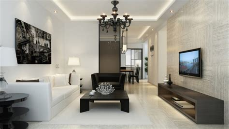 Basics Of Minimaliststyled Living Room