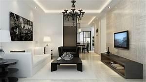 Basics of minimalist styled living room for Modern style living room