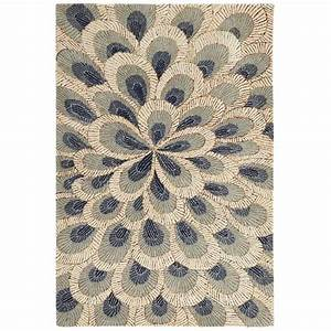 Pier 1 Moorish Tile Rug In Ivory Perfect Combo Of Classic