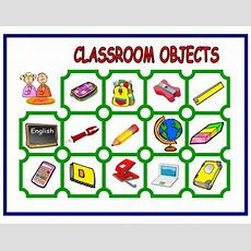 Classroom Objects Purposegames