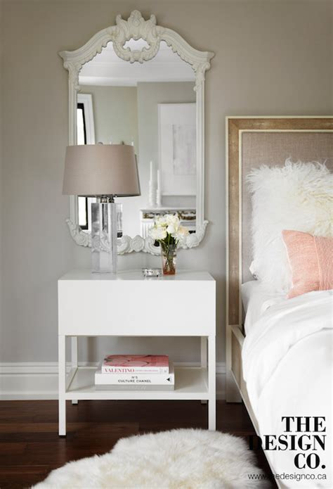 crystal table ls for bedroom mirror over nightstand contemporary bedroom the