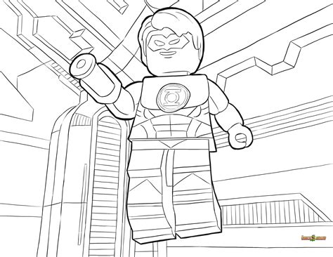 Coloring Pages Lego Avengers Az Coloring Pages