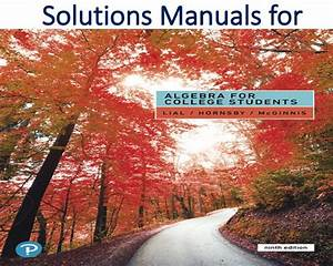 Pin On Solution Manuals