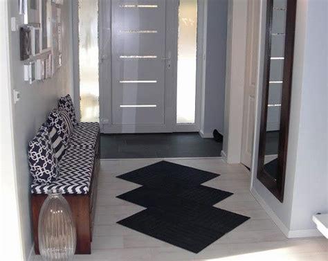 tapis design diy  tout petit prix couloirs  entrees