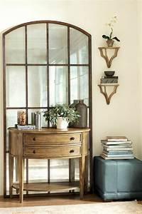Grand Miroir Vintage : le miroir mural grande taille accessoire pratique et d coration originale ~ Teatrodelosmanantiales.com Idées de Décoration