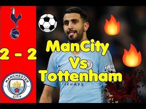 Manchester City Vs Tottenham: VAR denies City Win
