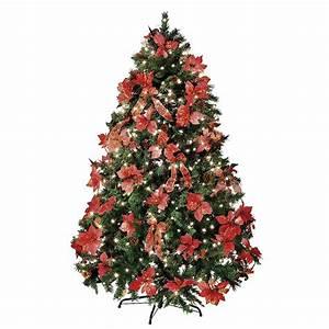 Weihnachtsbaum Pink Geschmückt : deko weihnachtsbaum mit led 210 cm hoch dekoration bei dekowoerner ~ Orissabook.com Haus und Dekorationen