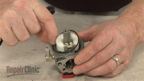 craftsman snowblower leaks gas carbeturetor gasket