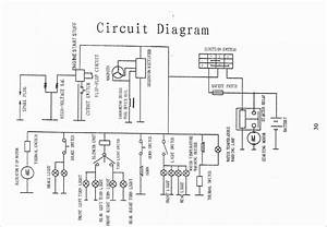 Diagram  4 Wire Ignition Switch Diagram Atv U2014