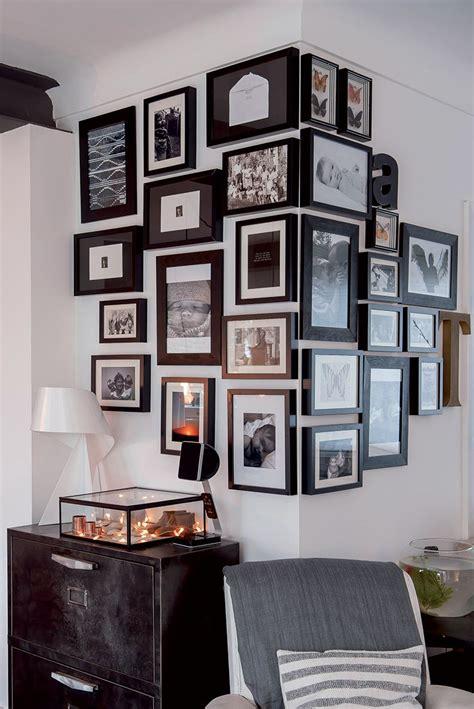 maison cosy en black white decoration interieure
