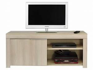 Meuble De Télé Conforama : meuble tv conforama wenge ~ Teatrodelosmanantiales.com Idées de Décoration