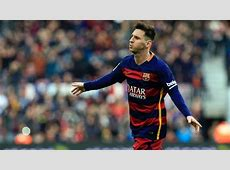 Lionel Messi plays his 500th game for Barcelona ESPN FC