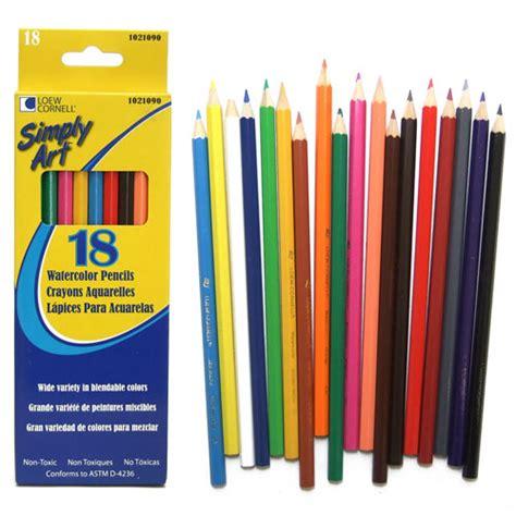 watercolor pencils pc