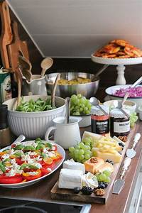 Party Buffet Ideen : partybuffet inspiration dreierlei liebelei ~ Markanthonyermac.com Haus und Dekorationen