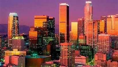 Angeles Los Wallpapers 1080p California Usa Skyscrapers