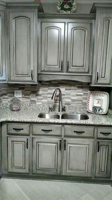 kitchen cabinets white paint quicua com gray kitchen cabinets with black glaze quicua com